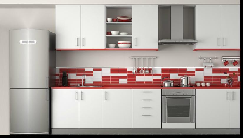 cocina-lineal.png (824×467) | cocina | Pinterest | Tipos de, Cocina ...