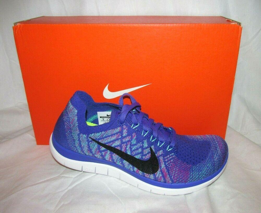 Nike Free 4.0 Flyknit Womens Running
