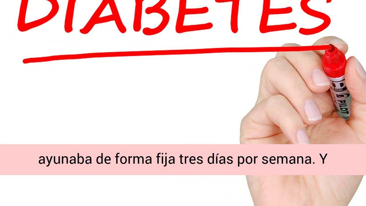 como privarse con diabetes tipo 2