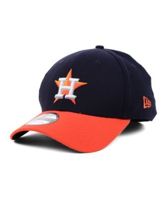 New Era Houston Astros Mlb Team Classic 39THIRTY Cap