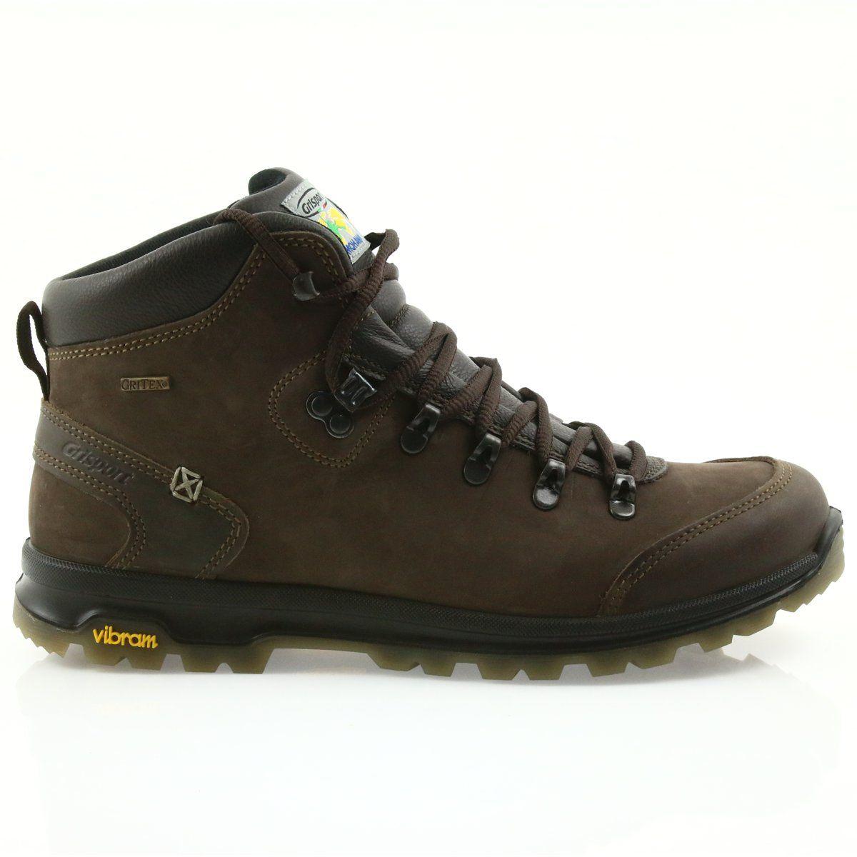 Grisport Brazowe Buty Trekkingowe Boots Hiking Boots Shoes