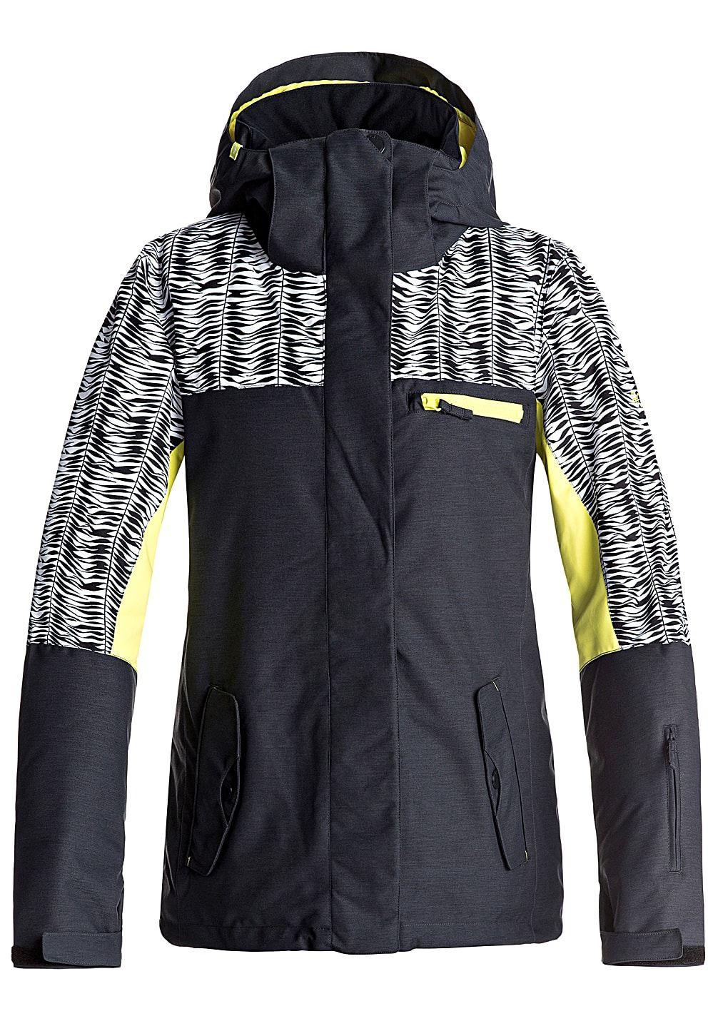 Roxy RX Jetty Blo Jacken frauen, Streetwear, Snowboard