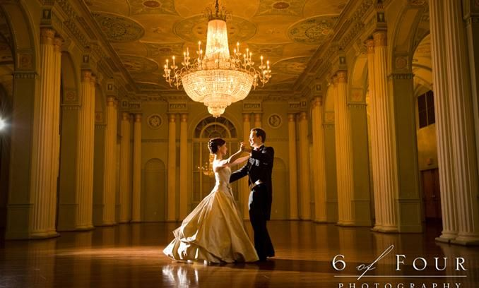 """""""Sometimes when I dance I feel like I'm the only one in the room. That my partner is the music who is guiding me around the floor."""""""