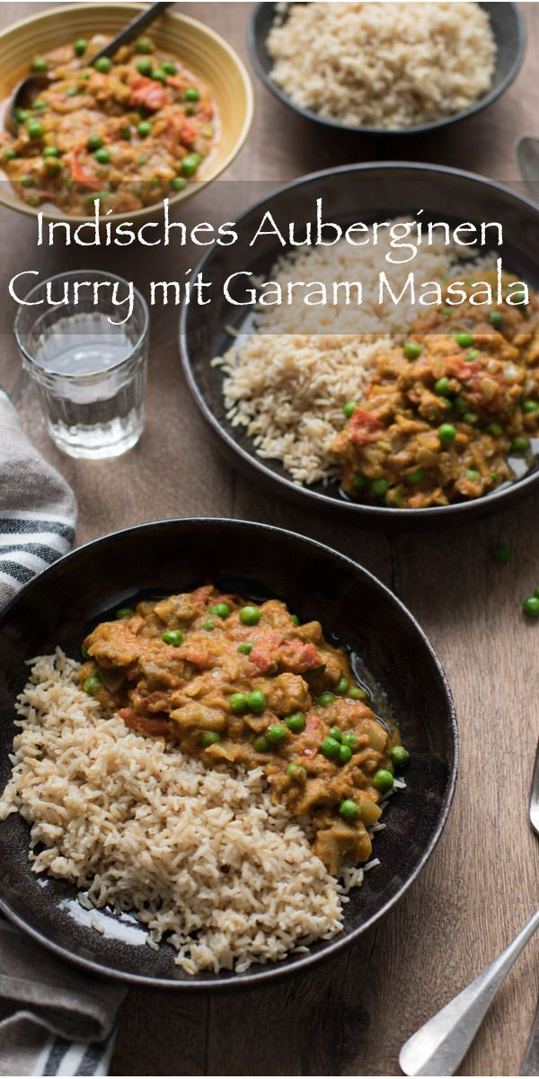 Indisches Auberginen Curry Rezept | Elle Republic