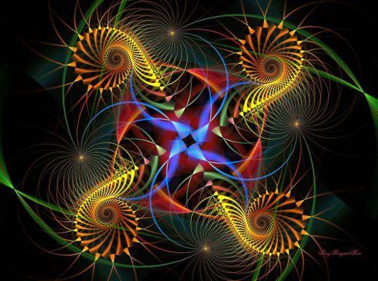 25+ Best Ideas about Fractal Geometry