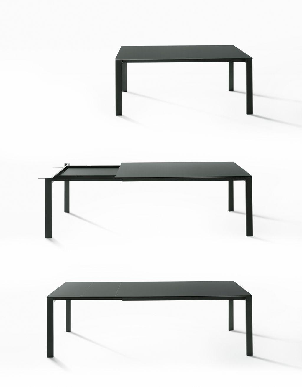 Good DESALTO U003e Tables U003e Every U003e Every Extendable Table U003e Metal