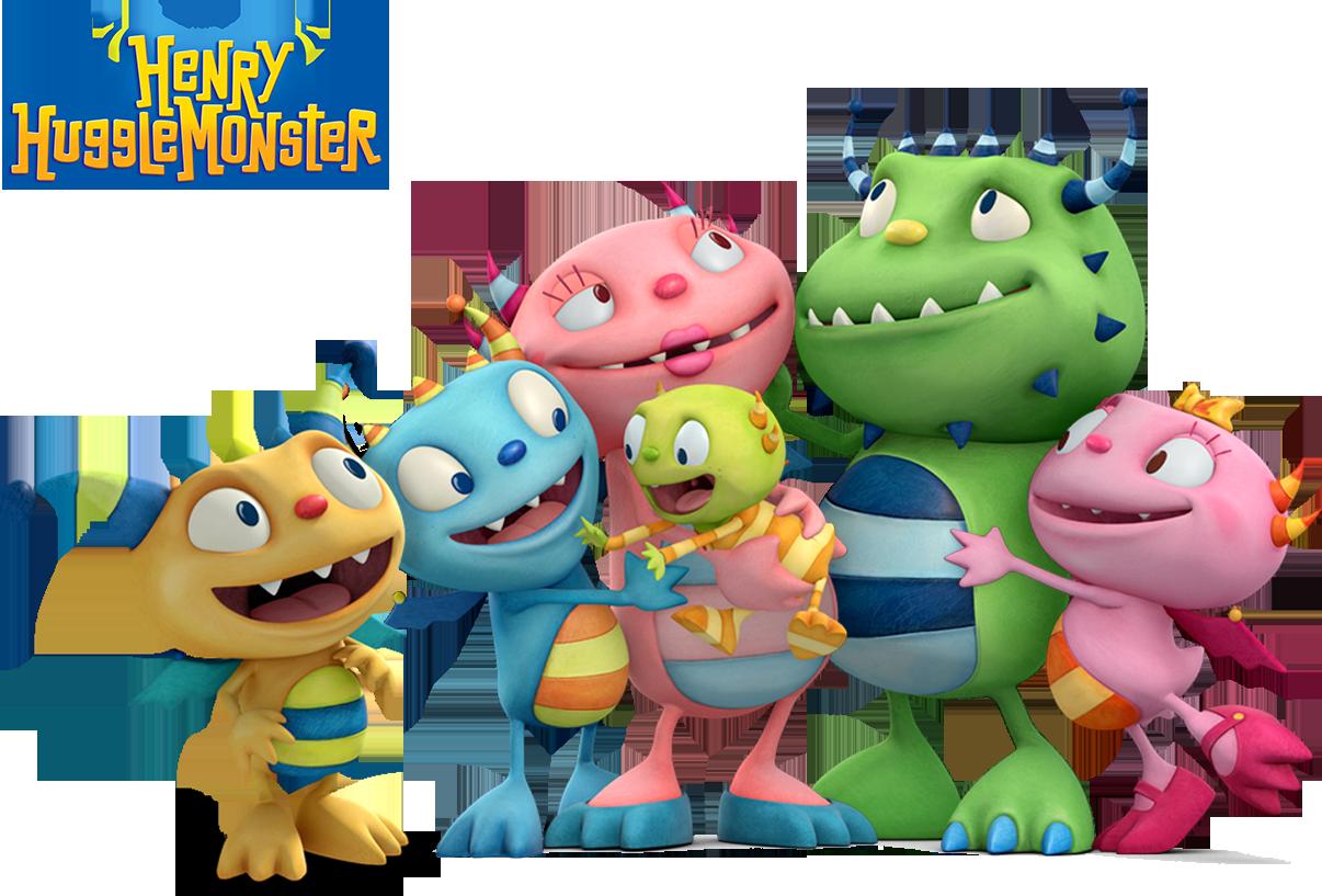 Henry Hugglemonster Henry Hugglemonster Disney Junior Kids Shows