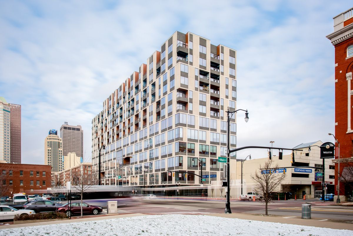 NBBJ Columbus, OH LOTH Project Architecture