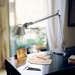 Artemide Tolomeo The Table Lamp With Images Metal Desk Lamps