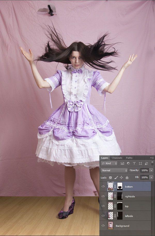 Как почистить задний фон в Фотошопе | Фотоэффекты ...