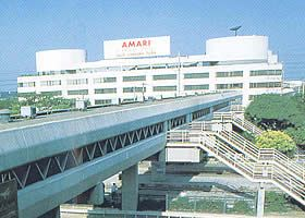 The Amari Don Muang Airport Hotel Is Connected By Walkway To Terminal Http