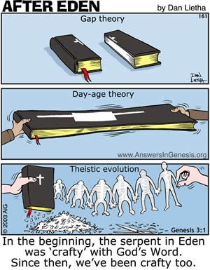 """a comparison of theories of the creation of earth of science and religion When the big bang theory was first heralded, pope pius xii wrote that """"scientists are beginning to find the finger of god in the creation of the universe"""" more recently (1990), gerald l schroeder, an israeli nuclear physicist, wrote a book titled, genesis and the big bang."""
