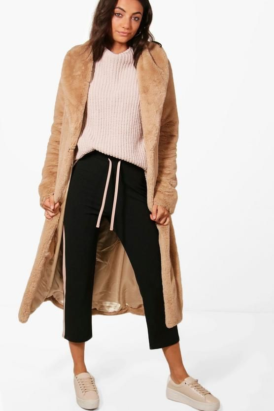 4787ac6a32ec8 Tall Mia Teddy Faux Fur Coat   Wish List - Fashion   Faux Fur, Fur ...