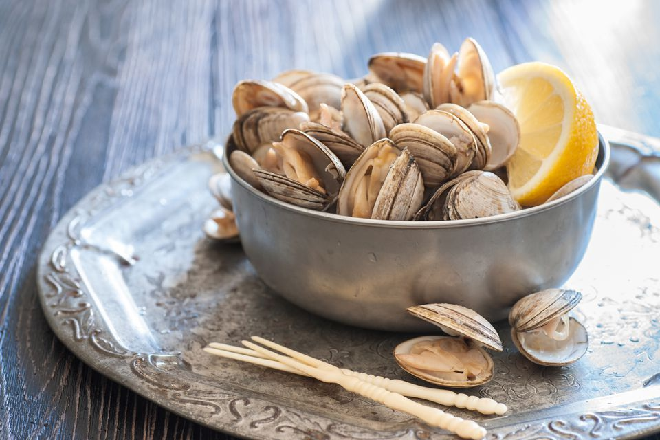 Bacon And Beer Open The Flavor Of Steamed Clams Recipe Oyster Recipes Steamed Clams Recipes