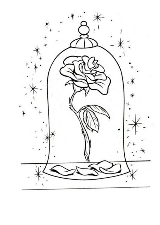 Pin By Tyeisha Cross On Fairy Tails Rose Coloring Pages Disney Colors Disney Coloring Pages