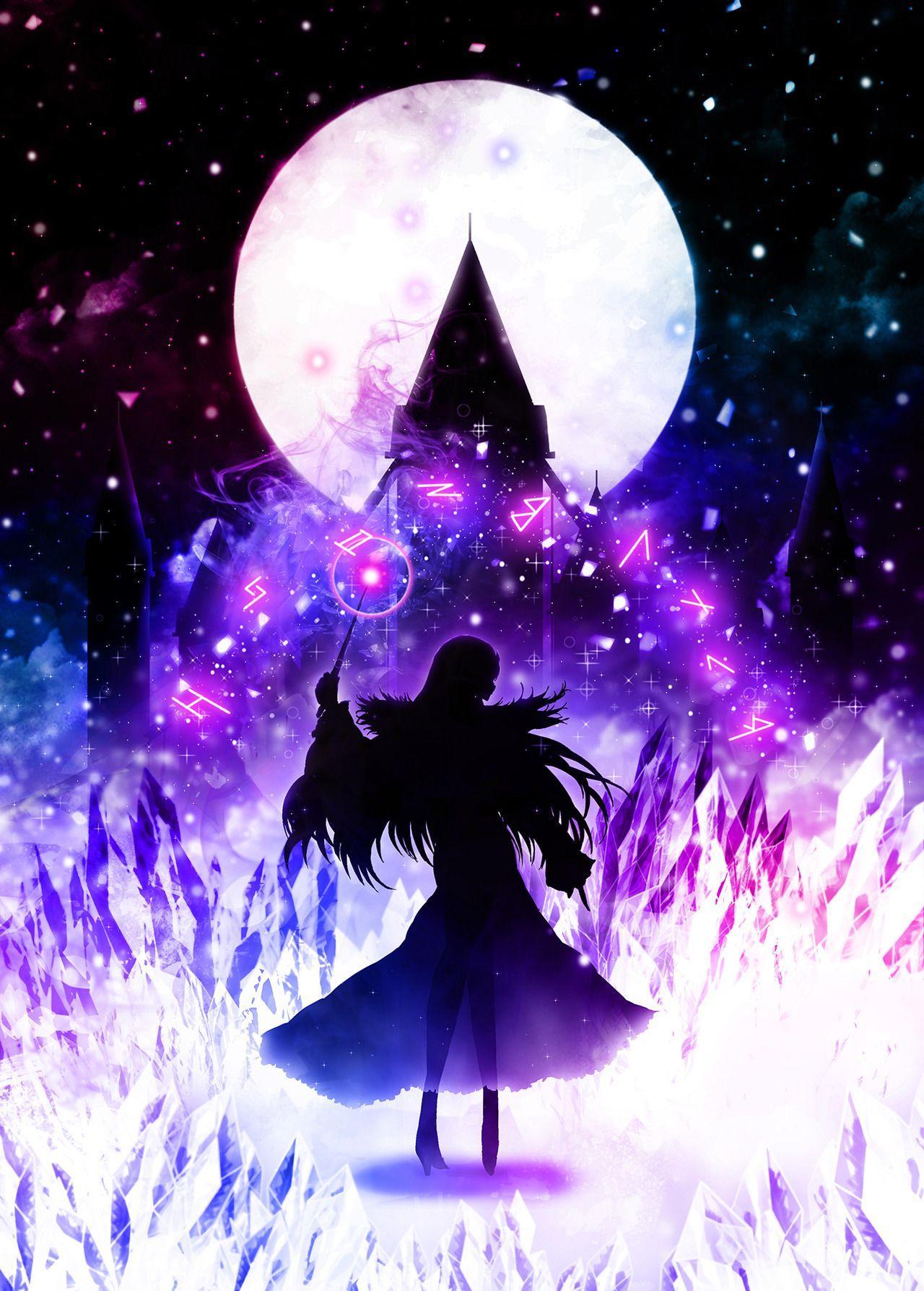 Animepopheart ハラダミユキ スカサハ スカディ Scathach Skadi Fate Grand Order Republished W Permission Visit My Fb Insta Twitter 壁紙 アニメ イラスト かっこいい 壁紙 アニメ