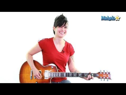 How To Play Outside By Staind On Guitar Youtube Learning To