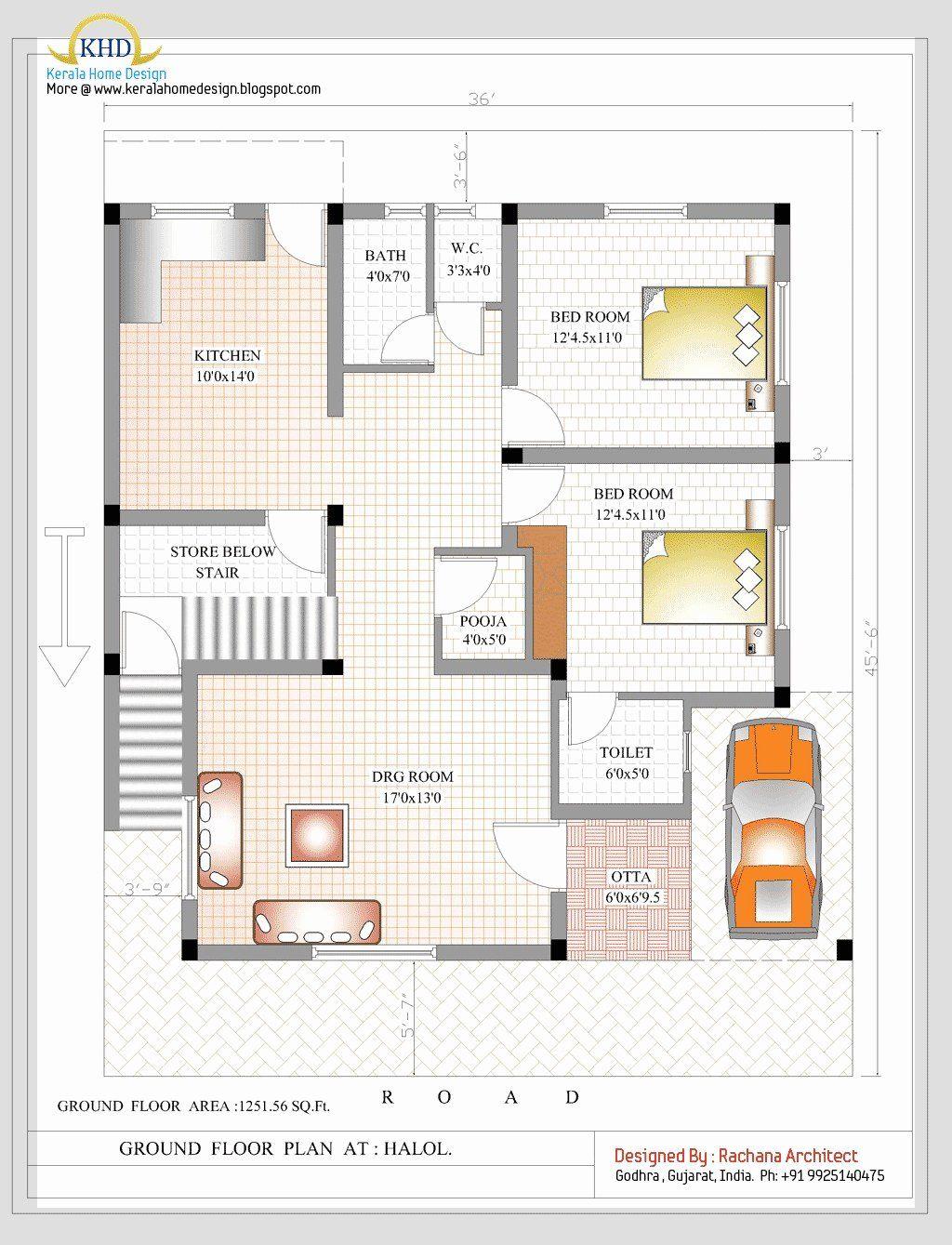 1600 Sq Ft House Plans Elegant 21 Scrumptious Floor Plan 1000 Sq Ft Square Feet To Style Plany Etazhej Doma Plan Doma Indijskie Doma