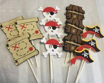 Piraten Deko Das ist wirklich eine schöne Idee zum Kindergeburtstag ...