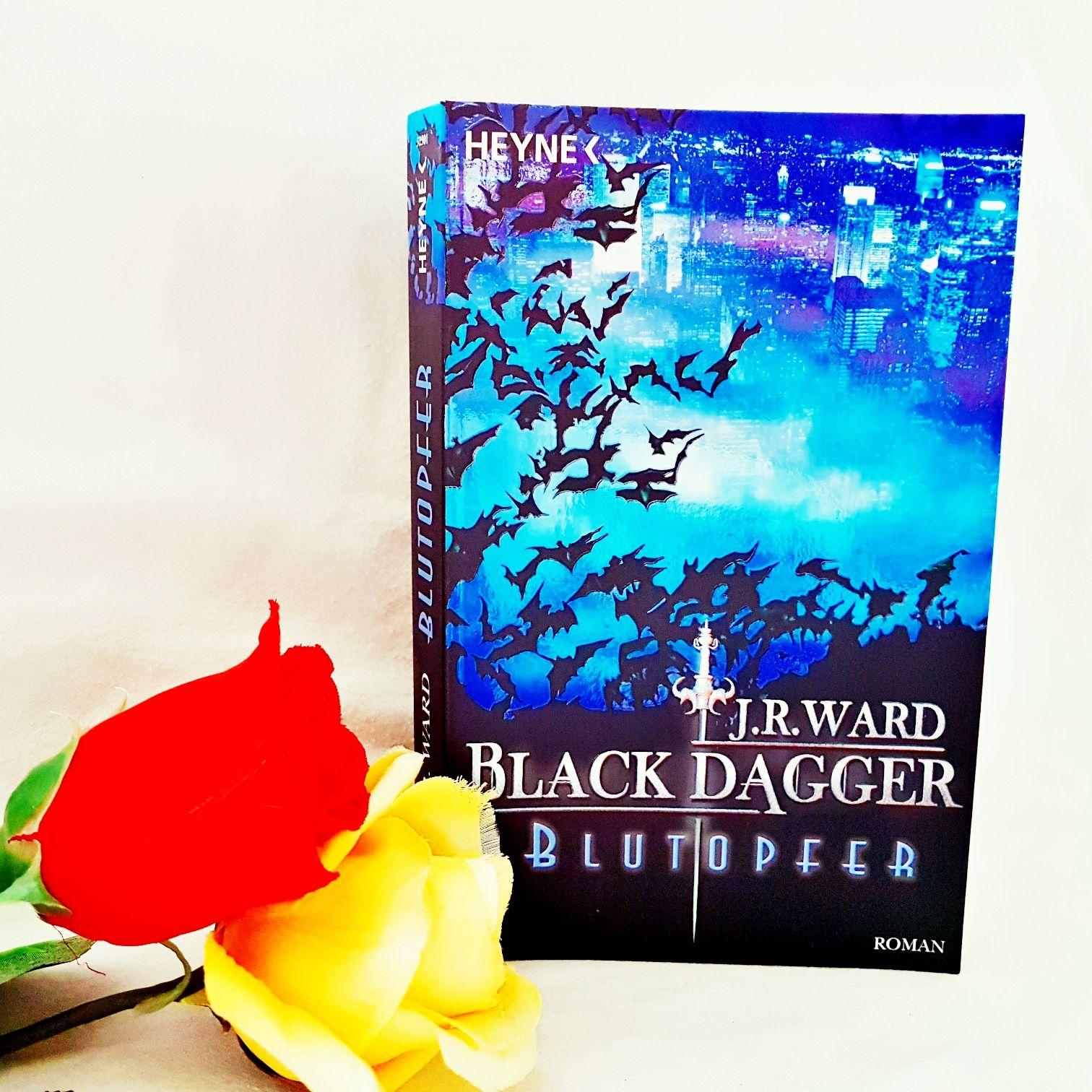 Black Dagger Blutopfer von J.R.Ward