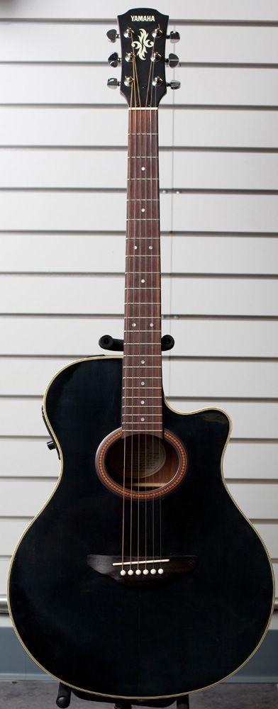 Yamaha-Acoustic Black Guitar http://www.pawnri.com/ http://pinterest.com/pin/164240717630430310/