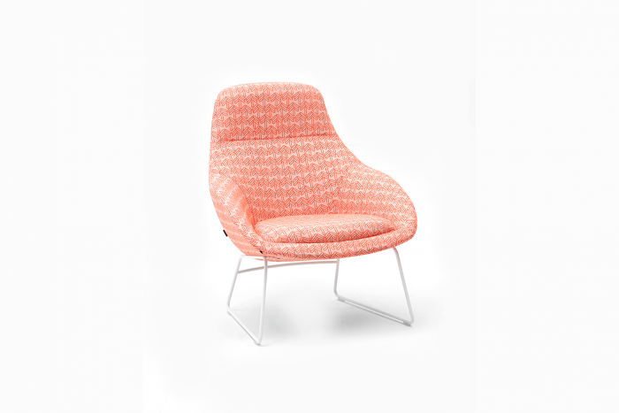 Always Lounge Chair By Naughtone Brought To You By Bimbox