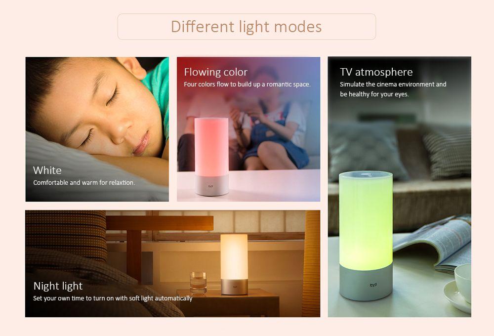 Yeelight Bedside Lamp White Smart Bedside Lamps Sale ...