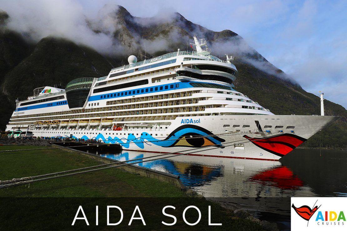 10 Tage Durch Norwegens Fjorde Mit Aidasol Kreuzfahrt Norwegen
