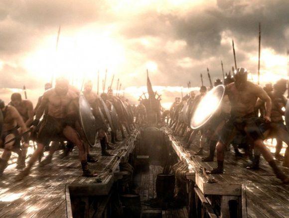 '300 - A Ascensão do Império': épico derivado de '300' ganhou suas primeiras imagens