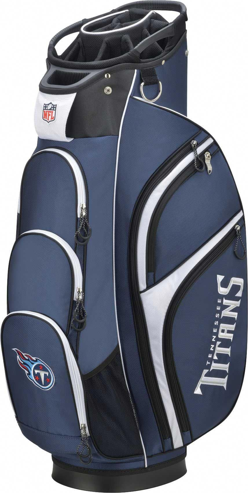 21fb5726 Wilson Tennessee Cart Golf Bag #golfbags | Golf Channel | Pinterest ...