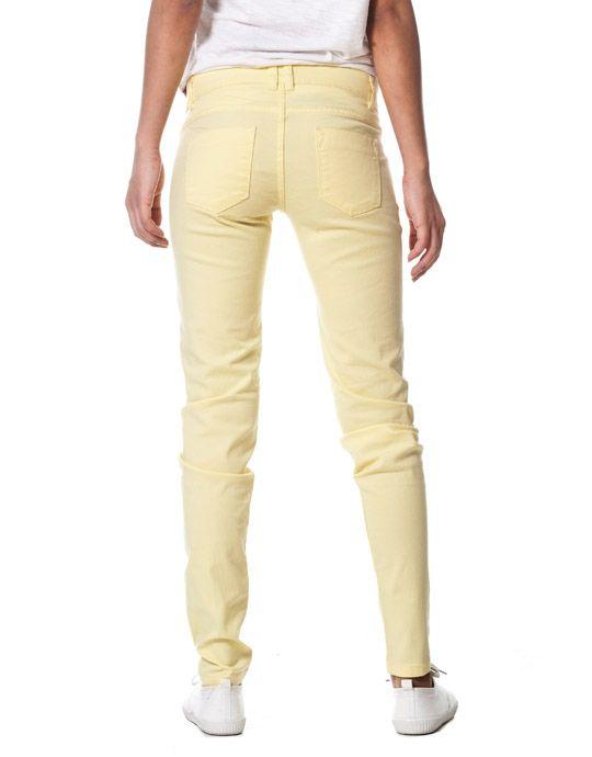 Donna - pantaloni - Pantalone 5 tasche basic - Terranova Online Shop Italia
