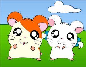 Pin By Aya On Hamtaro Storyboard Hamtaro Hamster Cartoon Cartoon Pics