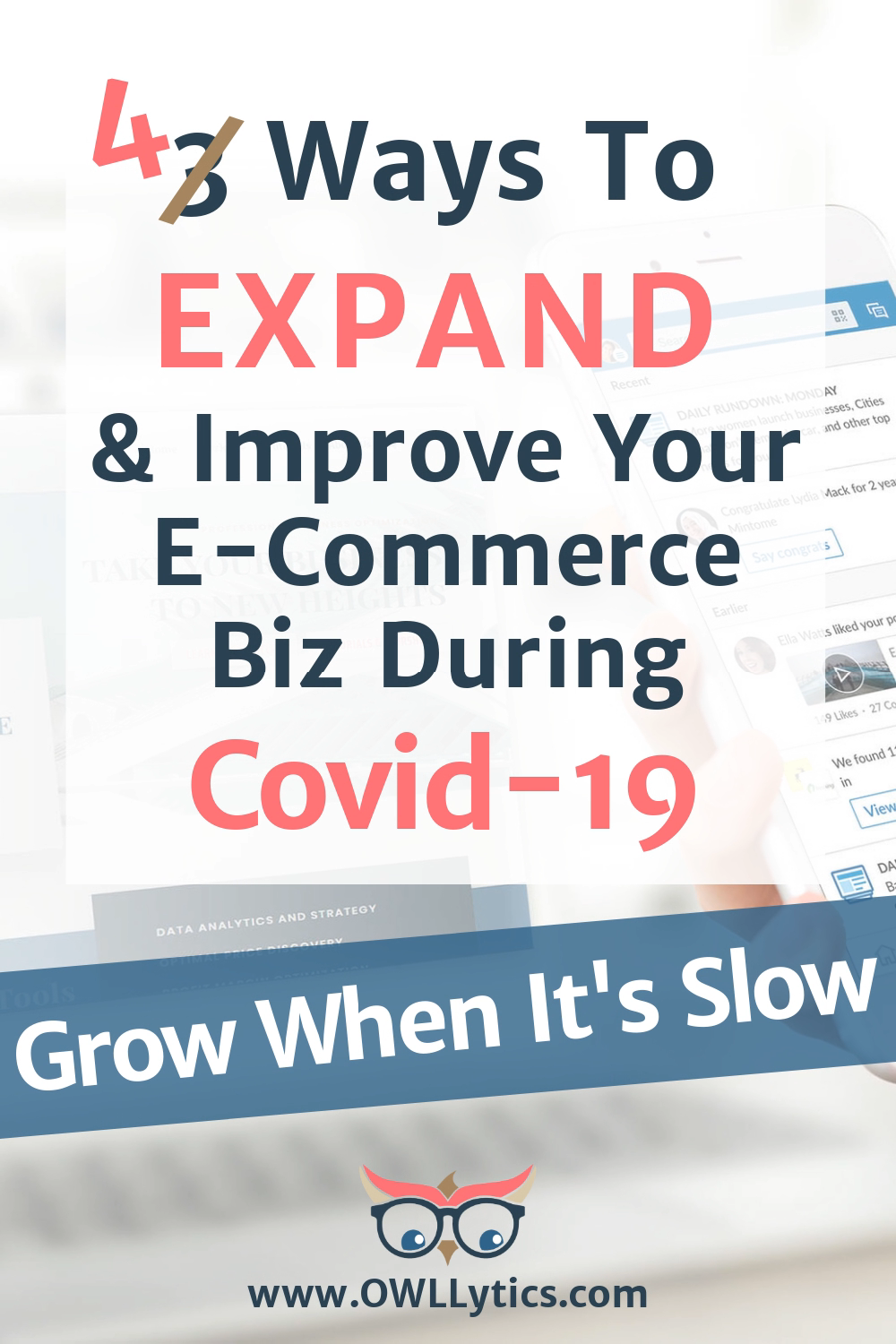 4 Ways to grow your ecommerce business when sales ...