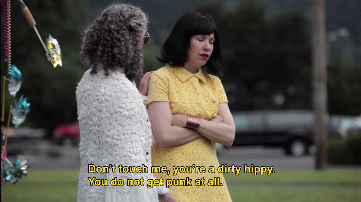 Portlandia Tv shows funny, Dirty hippie, Nerd life
