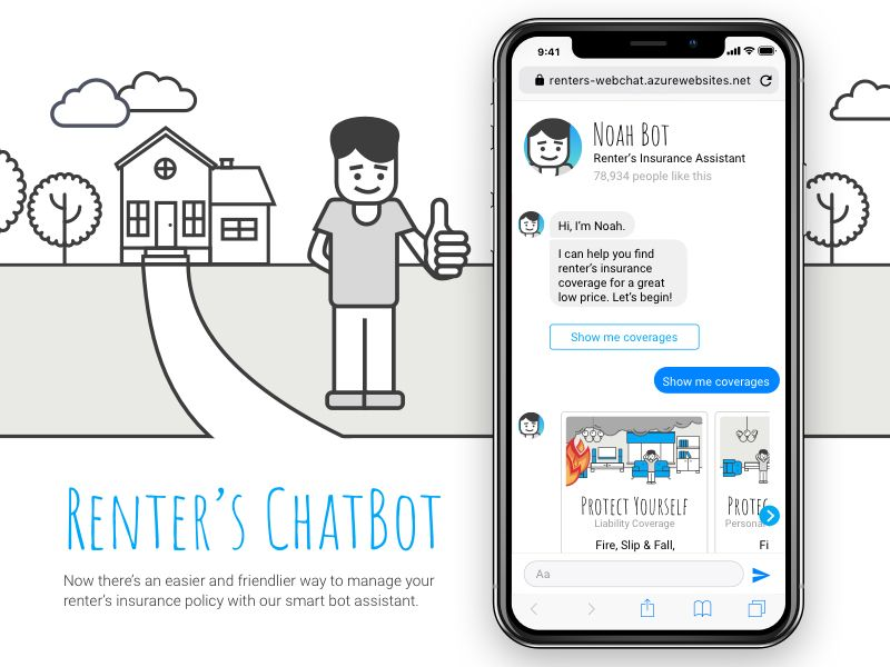 Web Chat Chatbot With Images
