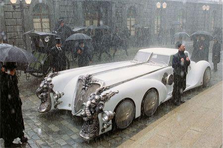 Über Steampunk #amazingcars