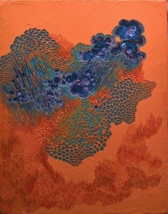 Painting : Karin Waskiewicz