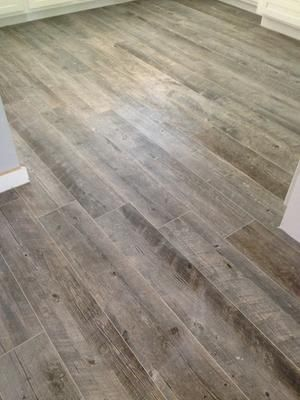 Natural Timber Ash Wood Look Porcelain Floor House