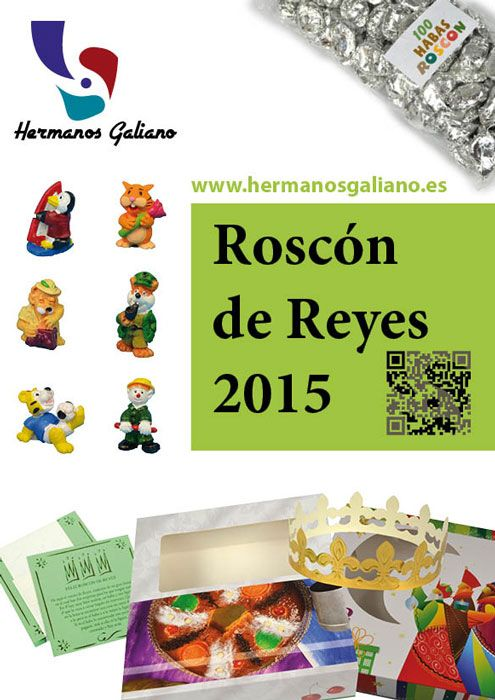 86fff4cbe Roscón De Reyes, Compras, Cajas, Hermanos, Ahora, Disponible