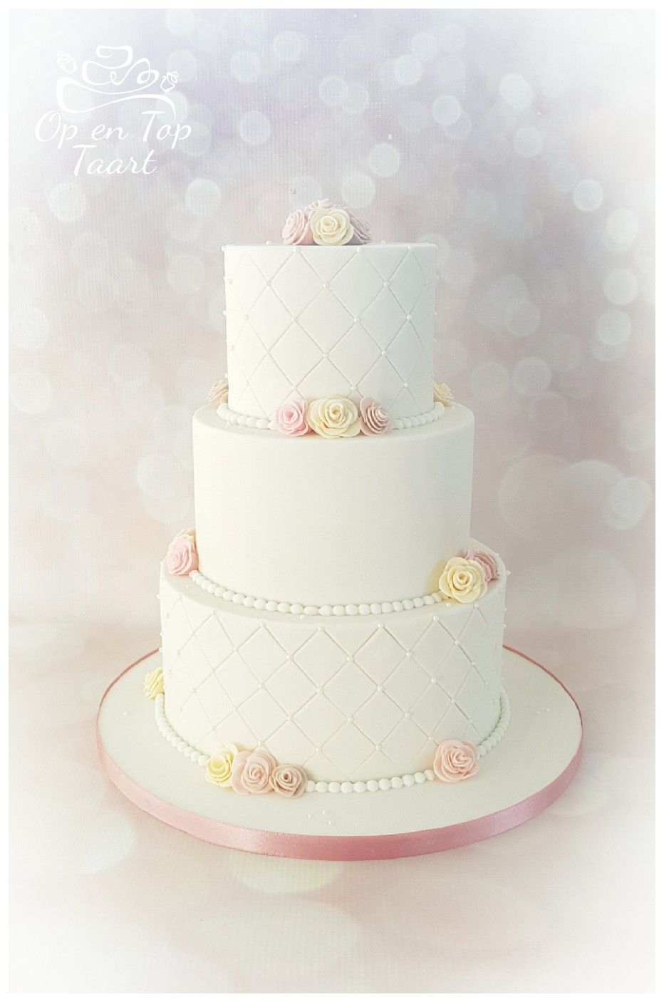 Luxury Wedding Cake Cakes Tutorial Recipes Beautiful