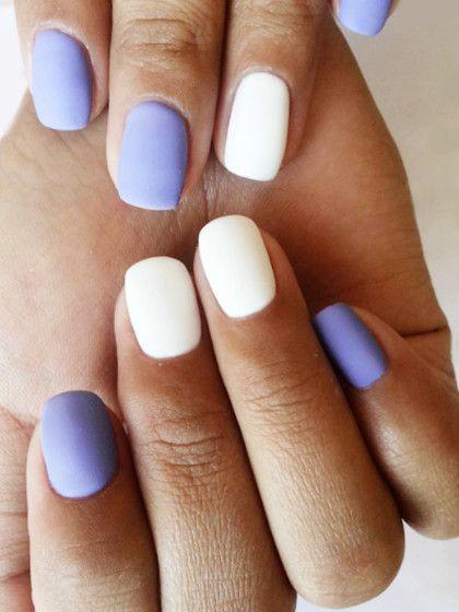 n gel matt so easy funktioniert der manik re trend n gel matte nails nail designs und. Black Bedroom Furniture Sets. Home Design Ideas
