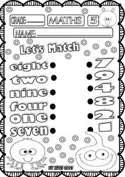 Halloween Maths Funny Worksheets For P K K And 1st Grade Set 2 Kindergarten Addition Worksheets Easy Math Worksheets Kindergarten Worksheets