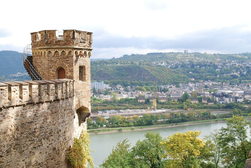 I 10 castelli più belli da visitare in Germania | Stolzenfels