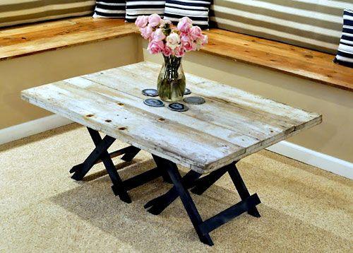 Dicas de como restaurar mesas usadas
