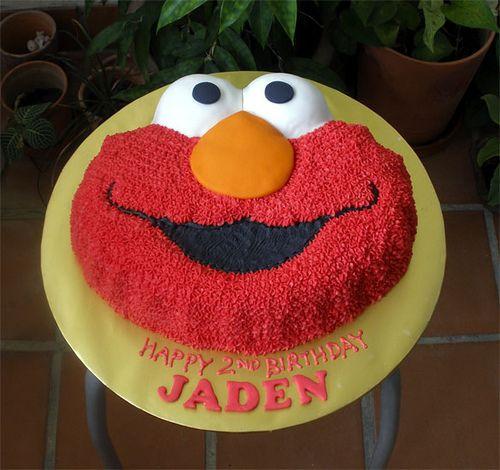 Elmo Face Cake Elmo Birthday Birthday Party Favors