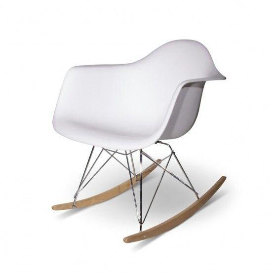 Mooie schommelstoel