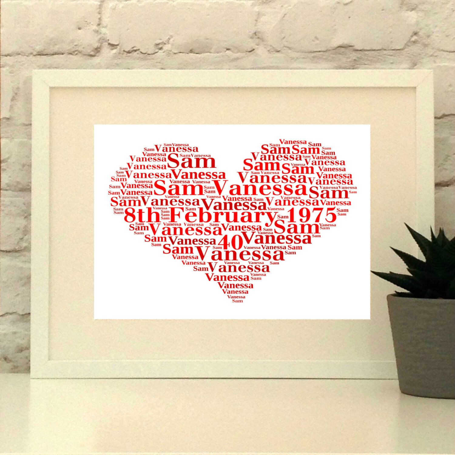 A personal favourite from my Etsy shop https://www.etsy.com/uk ...