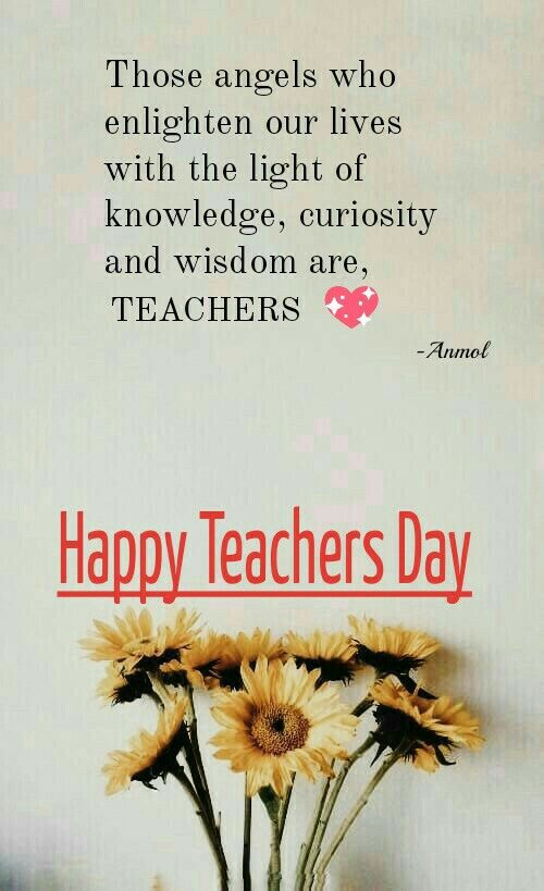 Happy Teachers Day Inspirational School Quotes Happy Teachers Day Happy Teachers Day Wishes