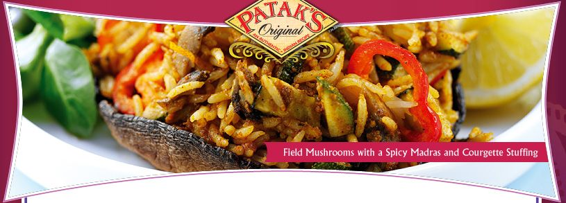 Patak's Authentic Indian Foods in Canada - Vegetarian Collection