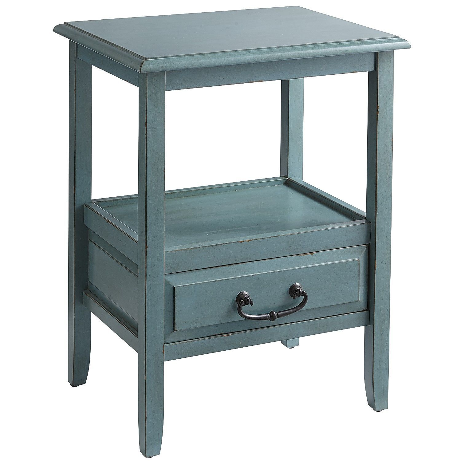 Best Cute Beachy Small Functional Anywhere End Table 400 x 300